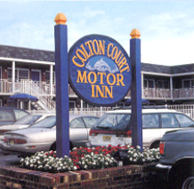 Cape May, NJ Motel Colton Court Motor Inn